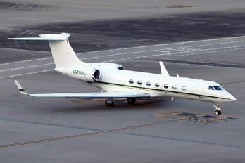 N678SC - Private Gulfstream Aerospace G-V, G-V-SP, G500, G550