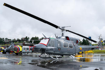 FAC4018 - Colombia - Air Force Bell 212