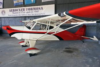 LV-X777 - Private Experimental Aviation model