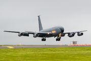 Chilean Boeing KC-135 Stratotanker visited San Jose title=