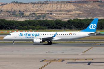 EC-KYO - Air Europa Express Embraer ERJ-195 (190-200)