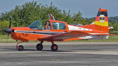 D-EEHA - Private Grumman American AA-5 Traveller