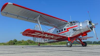 D-FWJG - Private Antonov An-2