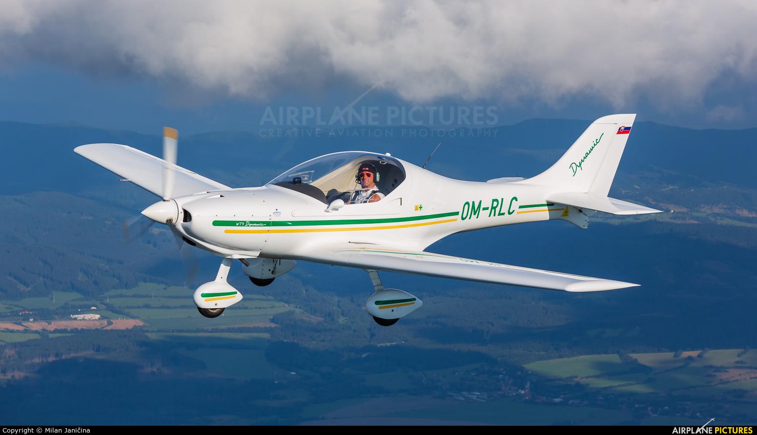 Slovensky Narodny Aeroklub OM-RLC aircraft at In Flight - Slovakia