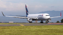 N534LA - LATAM Cargo Boeing 767-300F aircraft