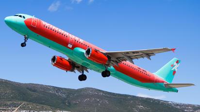 UR-WRI - Windrose Air Airbus A321