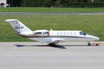 OE-FKF - FlyTyrol Cessna 525A Citation CJ2