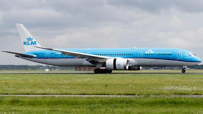 PH-BHP - KLM Boeing 787-9 Dreamliner