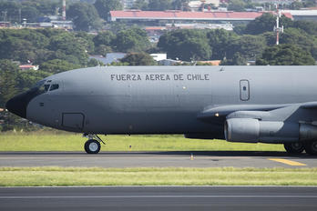 983 - Chile - Air Force Boeing KC-135E Stratotanker