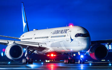 B-LXJ - Cathay Pacific Airbus A350-1000