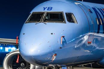 VH-UYB - Alliance Airlines Embraer ERJ-190 (190-100)