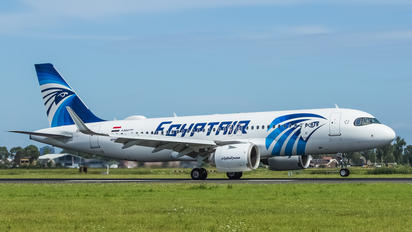SU-GFM - Egyptair Airbus A320 NEO