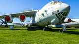 Monino Russian Air Force museum