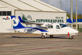 LY-MEP - Baltic Aviation Academy Tecnam P2006T