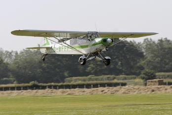 G-BFFP - Private Piper PA-18 Super Cub