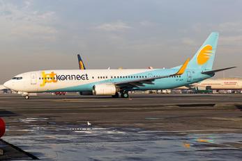 VT-JLH - JetKonnect Boeing 737-900ER