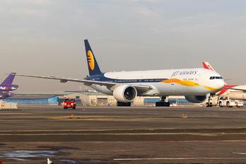 VT-JEW - Jet Airways Boeing 777-300ER