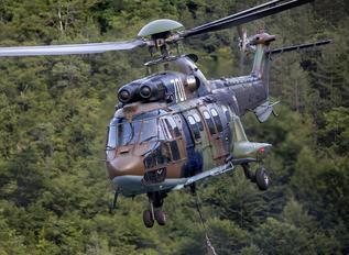 701 - Bulgaria - Air Force Aerospatiale AS532 Cougar