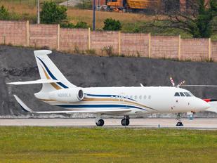 N200LX - Private Dassault Falcon 2000 DX, EX