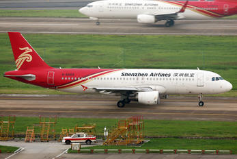 B-6569 - Shenzhen Airlines Airbus A320