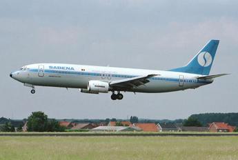 OO-SYF - Sabena Boeing 737-400