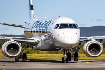 OH-LKI - Finnair Embraer ERJ-190 (190-100)