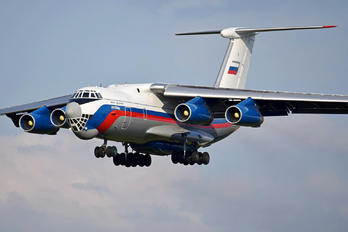 RF-76829 - Russia - Ministry of Internal Affairs Ilyushin Il-76 (all models)