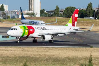 CS-TNQ - TAP Portugal Airbus A320