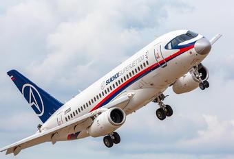 RA-97005 - Sukhoi Design Bureau Sukhoi Superjet 100LR