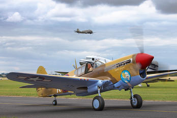 G-CGZP - The Fighter Collection Curtiss P-40F Warhawk
