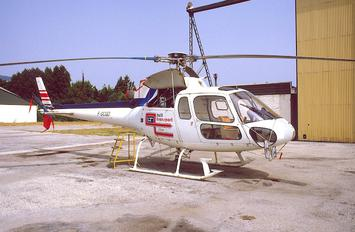 F-GCQD -  Eurocopter AS350 Ecureuil / Squirrel