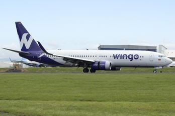 HP-1715CMP - Wingo Boeing 737-800