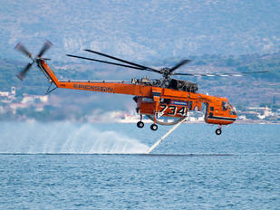N218AC - Erickson Air-Crane Sikorsky S-64E/F Skycrane
