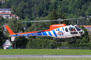 OE-XHP - Wucher Helicopter Aerospatiale AS350 Ecureuil / Squirrel aircraft