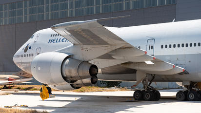 SX-TID - Hellenic Imperial Airways Boeing 747-200