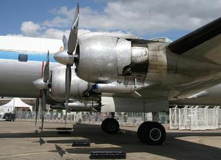 HB-RSC - Breitling Lockheed L-1049B Super Contellation
