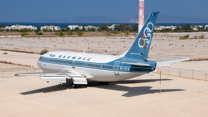 SX-BCA - Olympic Airlines Boeing 737-200