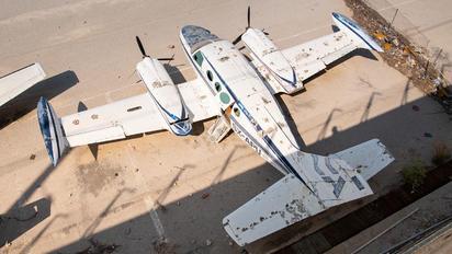 SX-APU - Private Cessna 414