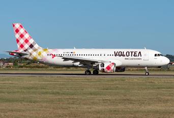 EC-NPC - Volotea Airlines Airbus A320