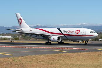 XA-LFR - Aero Union Airbus A300F