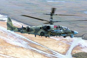 80 - Russia - Air Force Kamov Ka-52 Alligator