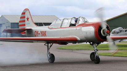 OY-YAK - Private Yakovlev Yak-52