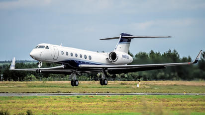 N857GA - Private Gulfstream Aerospace G-V, G-V-SP, G500, G550