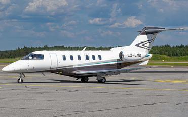 LX-LMD - Jetfly Aviation Pilatus PC-24