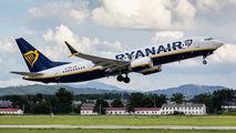 EI-HEN - Ryanair Boeing 737-8-200 MAX aircraft