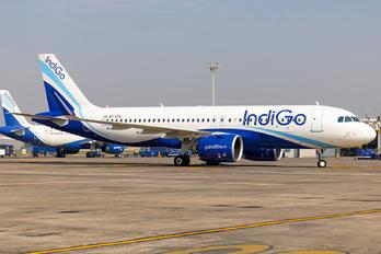 VT-ITS - IndiGo Airbus A320 NEO