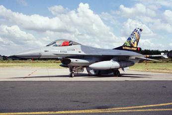 FA-112 - Belgium - Air Force General Dynamics F-16AM Fighting Falcon