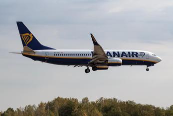 9H-QAN - Ryan Air Boeing 737-800