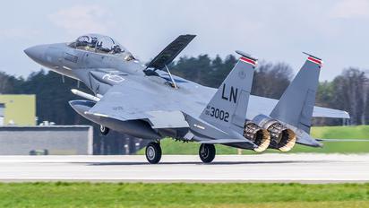 00-3002 - USA - Air Force McDonnell Douglas F-15E Strike Eagle