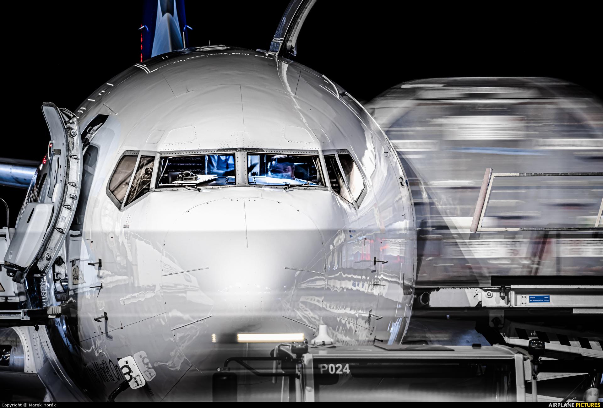FedEx Federal Express OE-IAP aircraft at Prague - Václav Havel